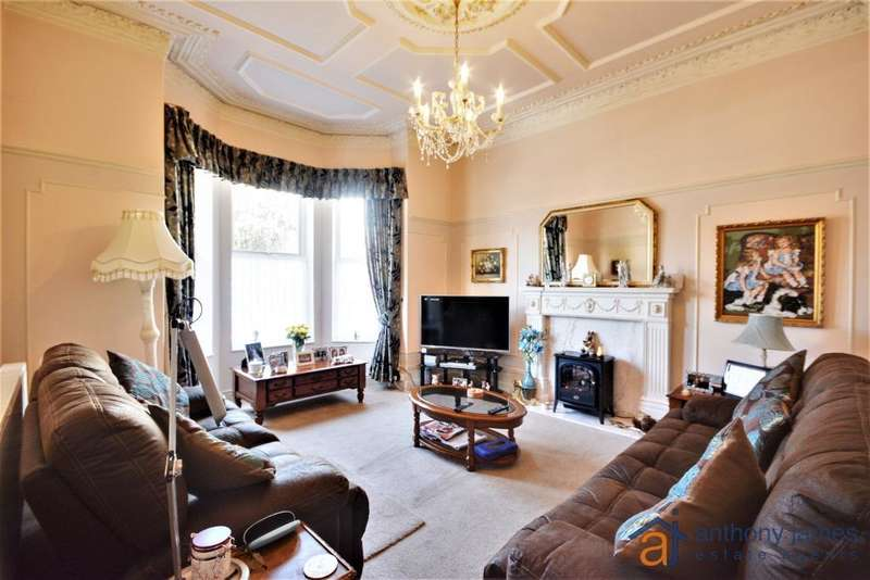 2 Bedrooms Apartment Flat for sale in Crescent Road, Birkdale, Southport, PR8 4SR
