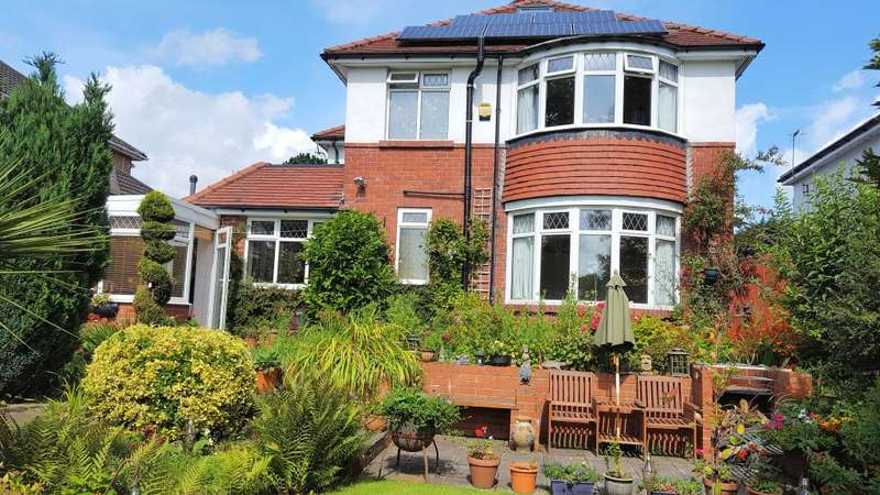 4 Bedrooms Detached House for sale in Lady Ediths Avenue, Scarborough, North Yorkshire YO12 5RA