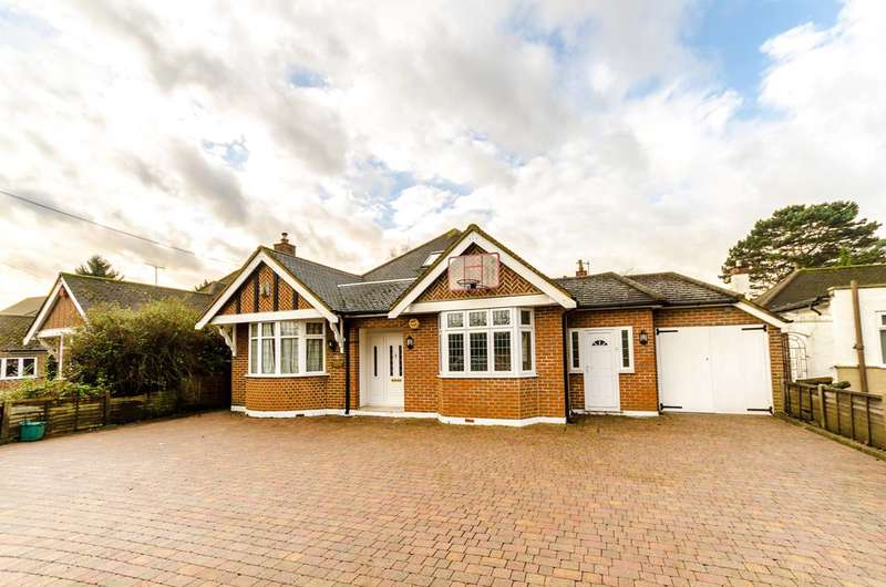 5 Bedrooms Bungalow for sale in Cromwell Road, Worcester Park, KT4