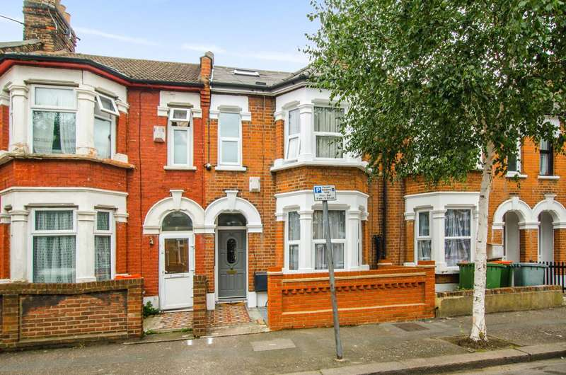 5 Bedrooms Terraced House for sale in Wortley Road, East Ham, E6