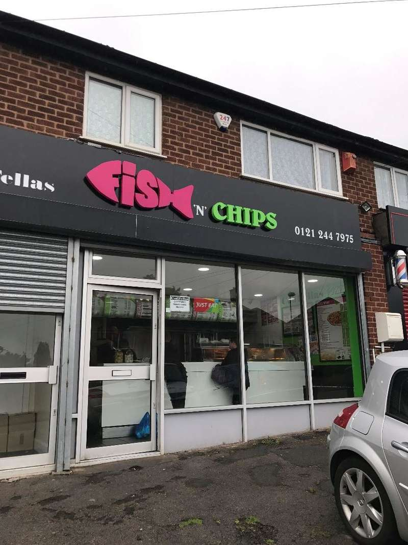 Cafe Commercial for rent in Flackwell Road, Birmingham, B23