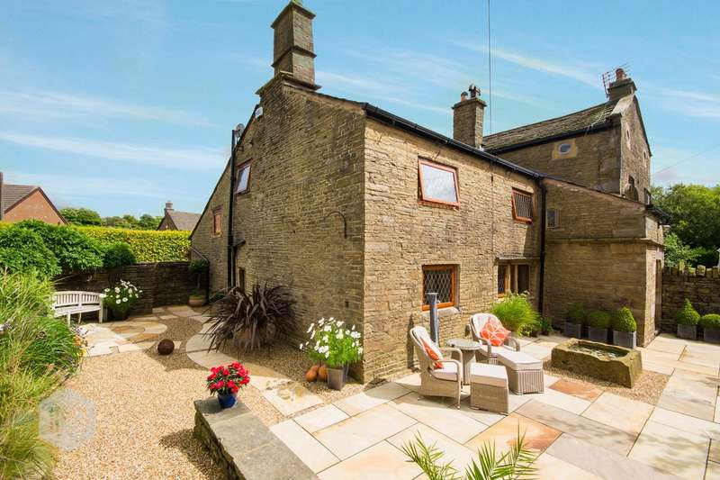 3 Bedrooms Cottage House for sale in 3 Horrocks Fold, Turton, Bolton, BL7