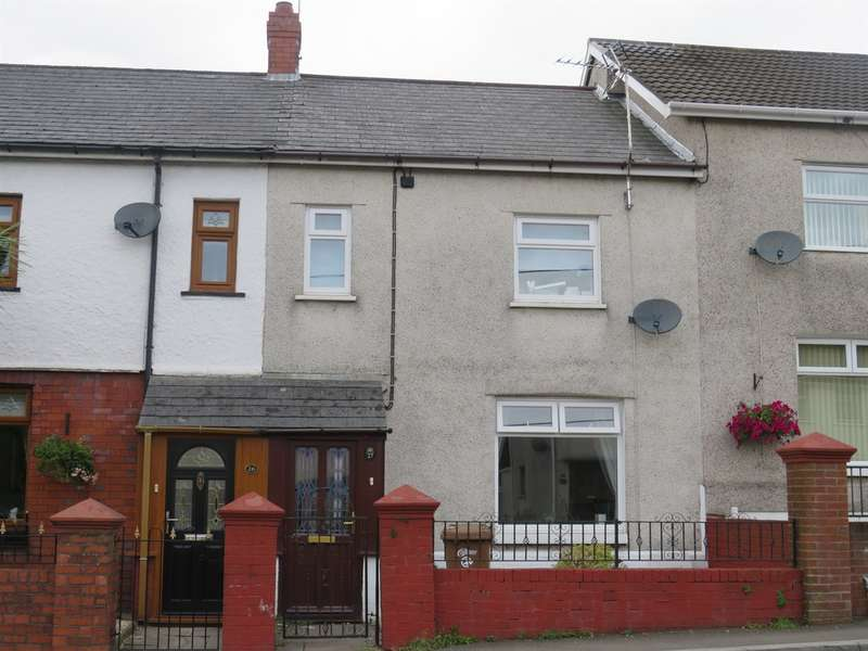 3 Bedrooms Terraced House for sale in Oakdale Terrace, Penmaen, Blackwood