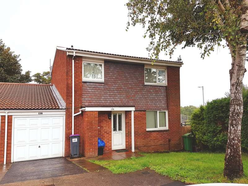 4 Bedrooms Link Detached House for sale in Brynglas, Hollybush, Cwmbran
