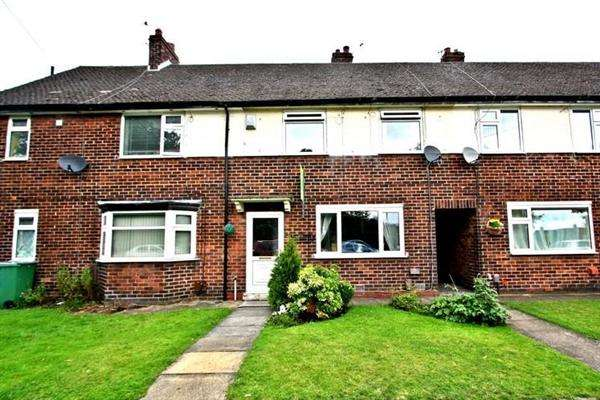 3 Bedrooms Terraced House for sale in Welbeck Close, Whitefield