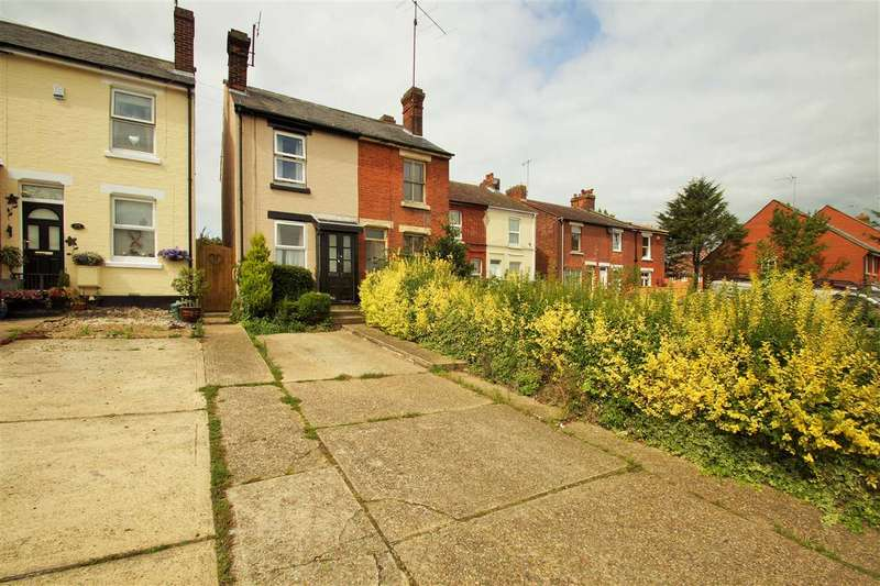 2 Bedrooms Semi Detached House for sale in Harwich Road, Parsons Heath, Colchester