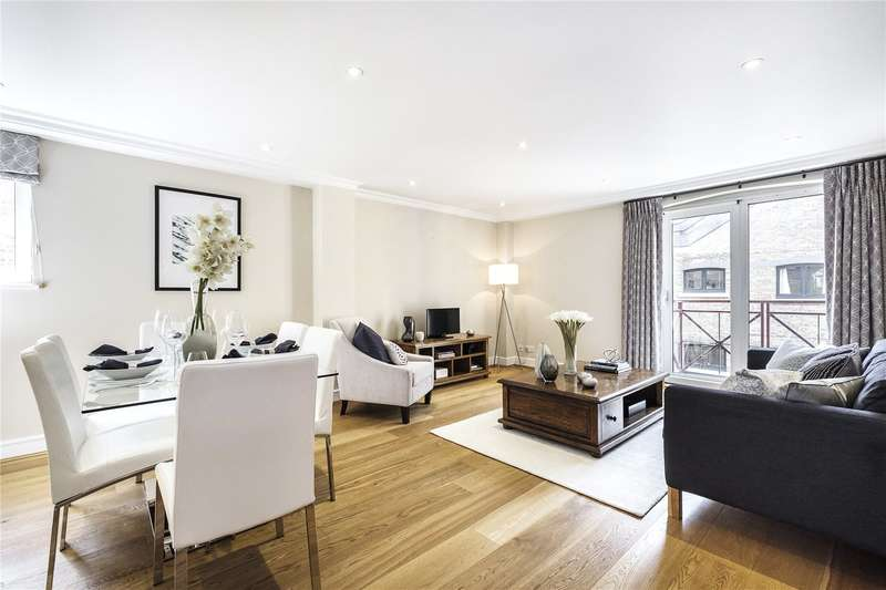 2 Bedrooms Flat for sale in Scotts Sufferance Wharf, 5 Mill Street, London, SE1