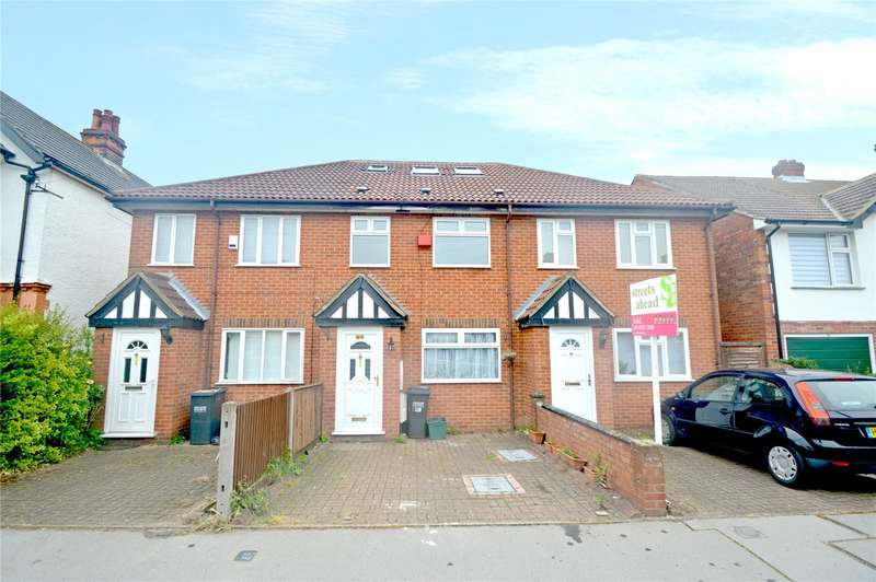 4 Bedrooms Terraced House for sale in Teevan Road, Croydon