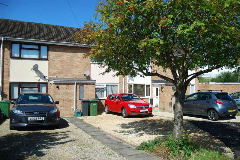 2 Bedrooms Terraced House for sale in Sydney, Stonehouse, Gloucestershire