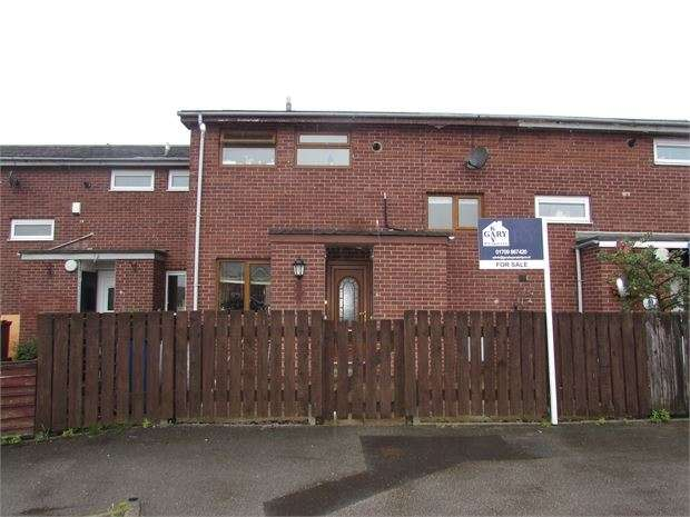 2 Bedrooms Semi Detached House for sale in Albert Street, Thurnscoe, S63 0RG