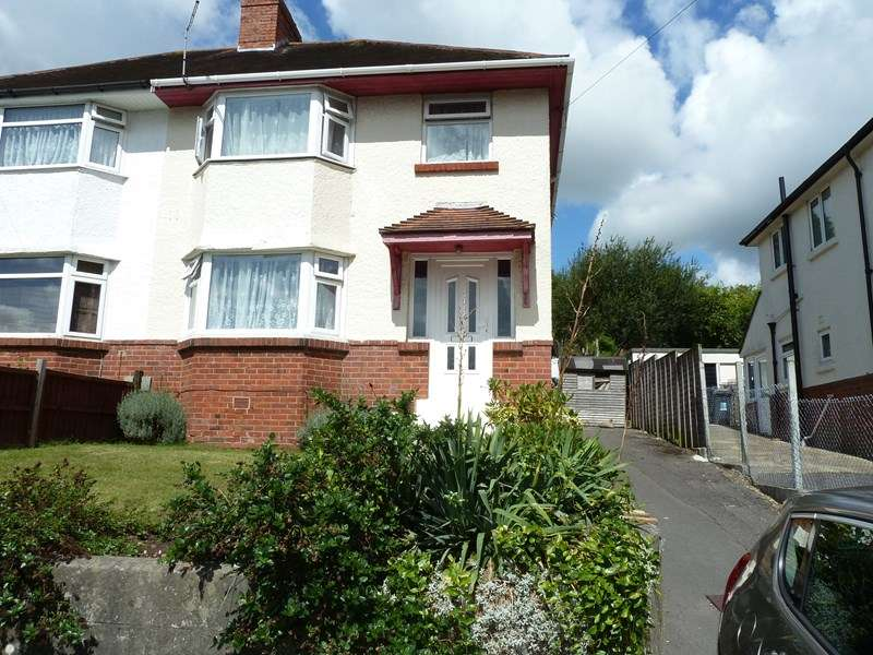 3 Bedrooms Semi Detached House for sale in Moorside Road, East Howe, Bournemouth