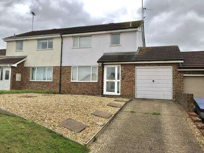 3 Bedrooms Semi Detached House for sale in Honiton, Devon