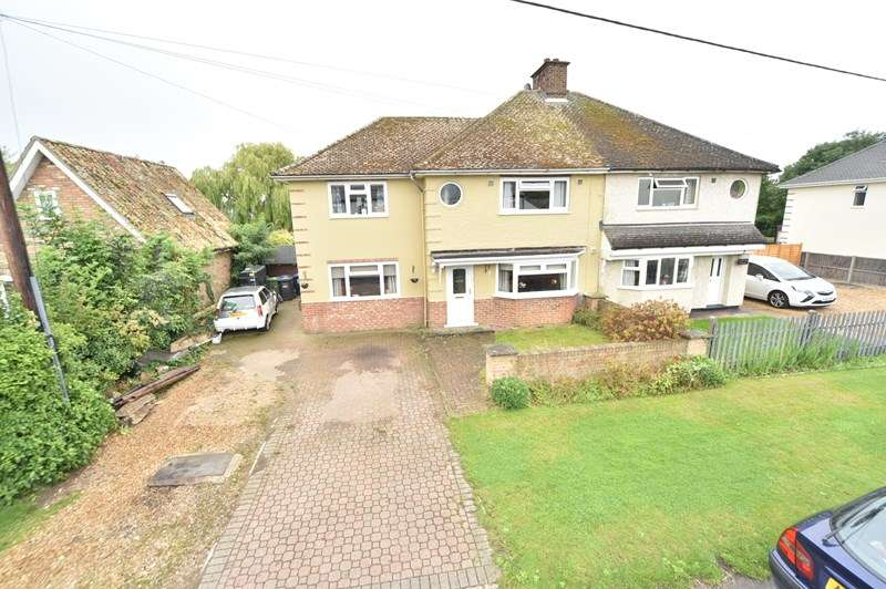 4 Bedrooms Semi Detached House for sale in South Street, Woodhurst, Huntingdon