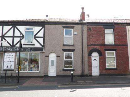 2 Bedrooms Terraced House for sale in Plodder Lane, Farnworth, Bolton, Greater Manchester, BL4