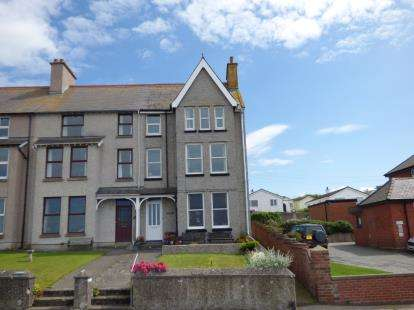 6 Bedrooms End Of Terrace House for sale in Marine Terrace, Cemaes Bay, Sir Ynys Mon, LL67