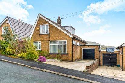 3 Bedrooms Detached House for sale in Waingate Close, Rossendale, Lancashire, Rawtenstall, BB4