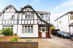 3 Bedrooms Semi Detached House for sale in St. James's Avenue, Beckenham, Kent, Uk