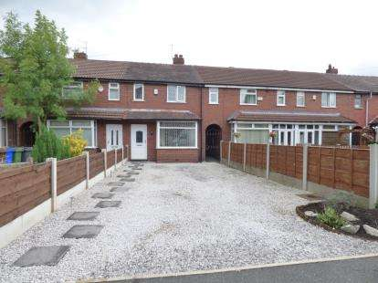 2 Bedrooms Terraced House for sale in Marlborough Close, Ashton-Under-Lyne, Greater Manchester