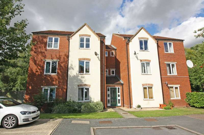 1 Bedroom Apartment Flat for sale in St. Hughs Rise, Didcot