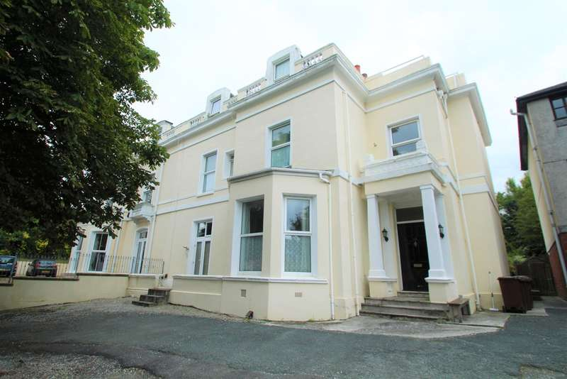 2 Bedrooms Ground Flat for sale in Stoke, Plymouth