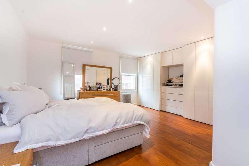 2 Bedrooms Flat for sale in Crawford Street, Marylebone, W1U