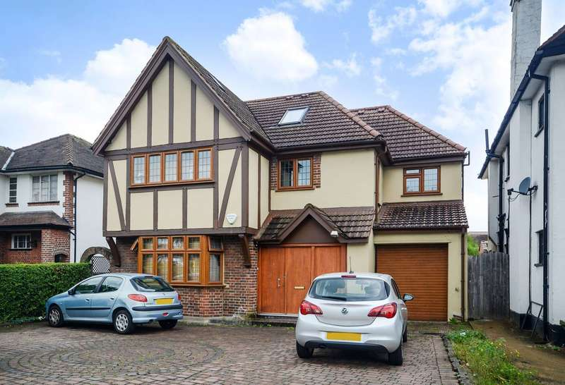 5 Bedrooms House for sale in Watford Road, Harrow, HA1