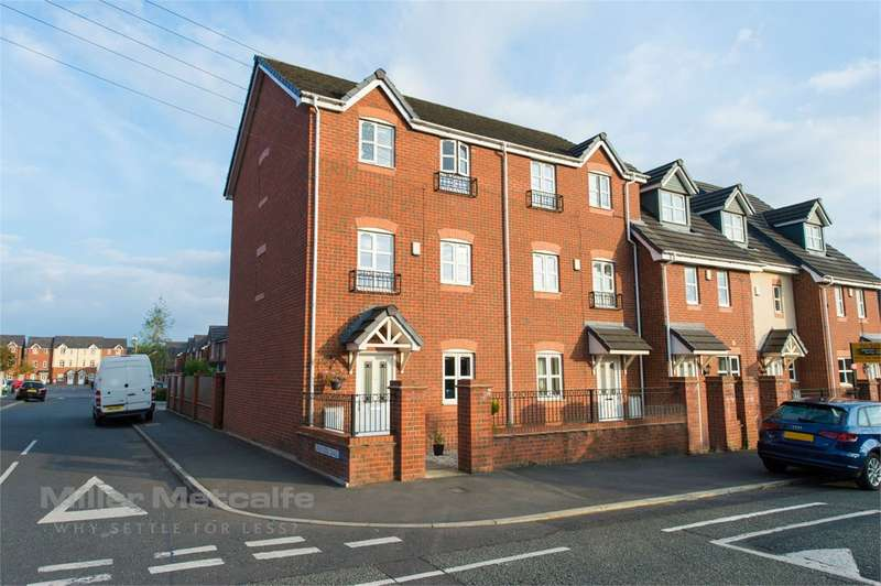 3 Bedrooms Town House for sale in Alfred Street, Bury, BL9
