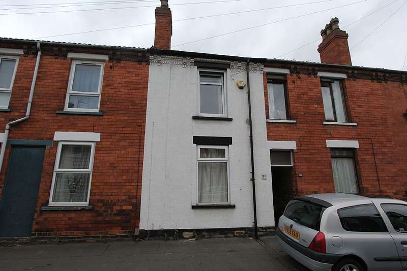 2 Bedrooms Terraced House for sale in St. Andrews Street, Lincoln, Lincolnshire, LN5 7UG