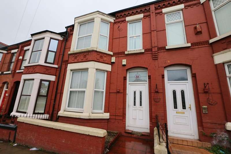 4 Bedrooms Flat for sale in Arkles Lane, Liverpool, Merseyside, L4 2SP