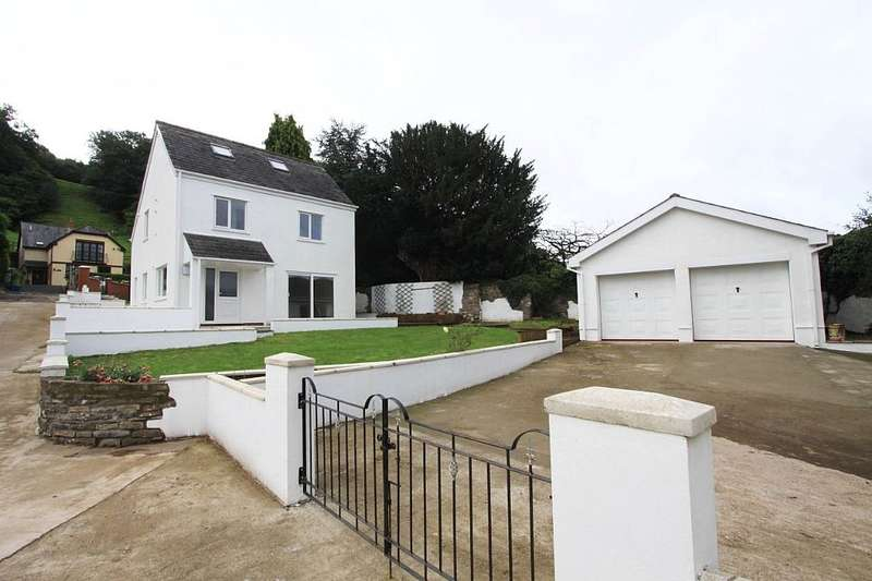 4 Bedrooms Detached House for sale in Bulmore Road, Caerleon, Newport, Newport, NP18 1QQ
