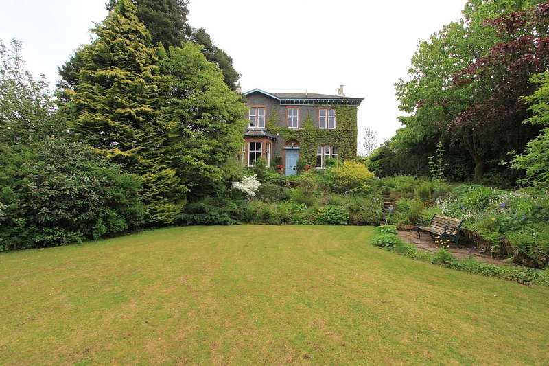 6 Bedrooms Detached House for sale in Craigie Lodge, Ballplay Road, Moffat, Dumfriesshire