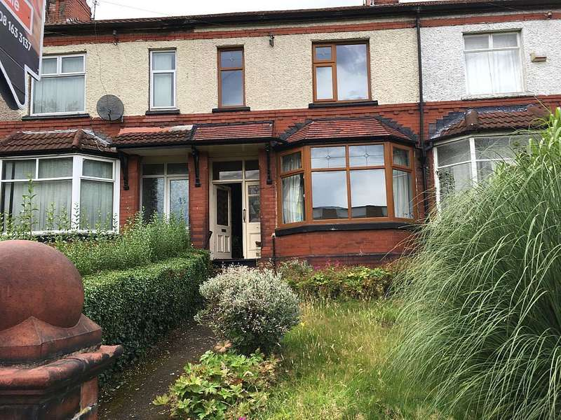 3 Bedrooms Terraced House for sale in 24, George Street, Prestwich, Manchester, Greater Manchester, M25 9WS