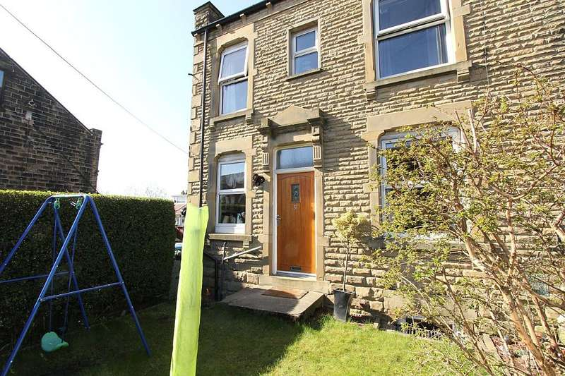 2 Bedrooms End Of Terrace House for sale in Morley, Leeds, West Yorkshire, LS27