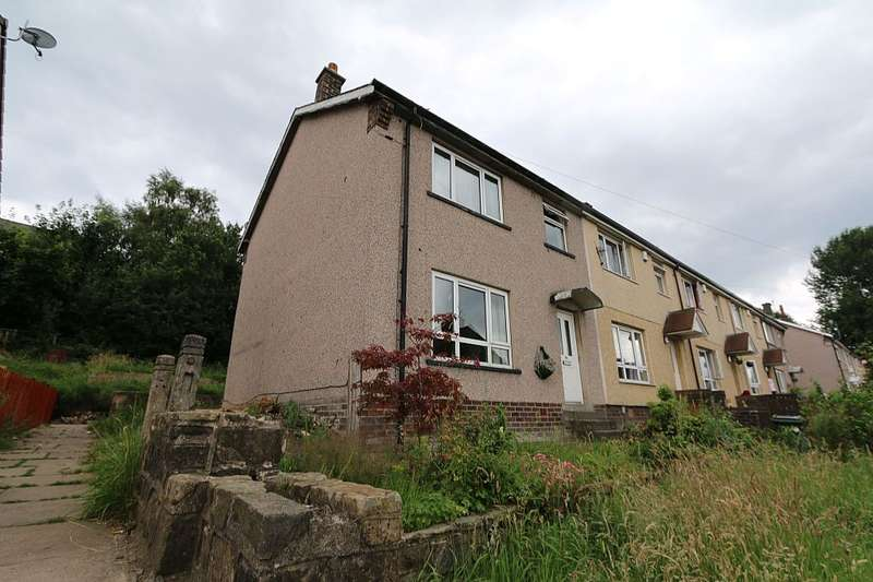 2 Bedrooms End Of Terrace House for sale in Hainworth Wood Road, Keighley, West Yorkshire, BD21 5DF