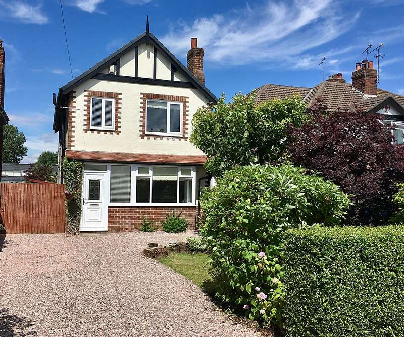 4 Bedrooms Detached House for sale in Primrose Lane, Helsby, Frodsham, Cheshire, WA6