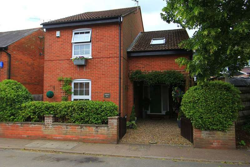 4 Bedrooms Detached House for sale in Hunts Hill, Glemsford, Suffolk, CO10