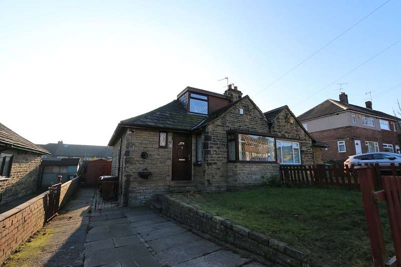 3 Bedrooms Semi Detached Bungalow for sale in Ings Way, Bradford, West Yorkshire, BD8 0LU