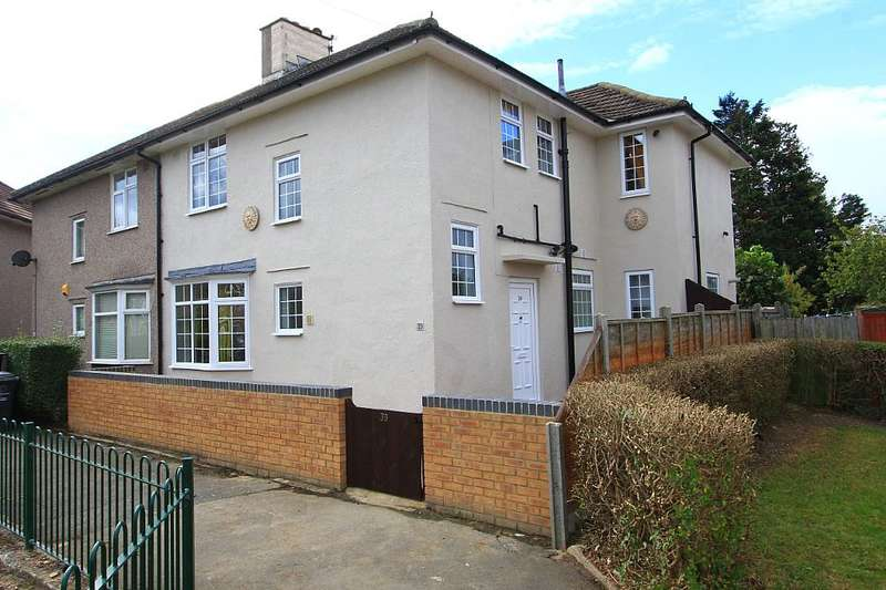 5 Bedrooms Semi Detached House for sale in Mayesbrook Road, Goodmayes, London, RM8 2EA