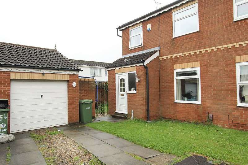 3 Bedrooms Semi Detached House for sale in 40, Bracknell Road, Thornaby, Stockton-on-Tees, Durham, TS17 9AU