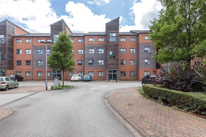 2 Bedrooms Flat for sale in Cornish House Block A, 3 Adelaide Lane, Sheffield, South Yorkshire, S3