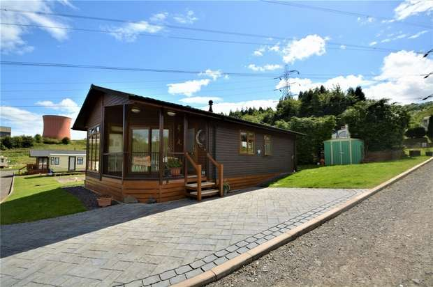 2 Bedrooms Park Home Mobile Home for sale in Shanti Ghar, Pool View Caravan Park, Buildwas, Shropshire