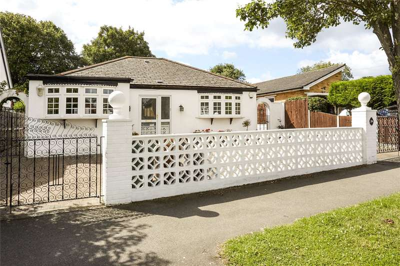 3 Bedrooms Detached Bungalow for sale in All Saints Road, Sutton, SM1