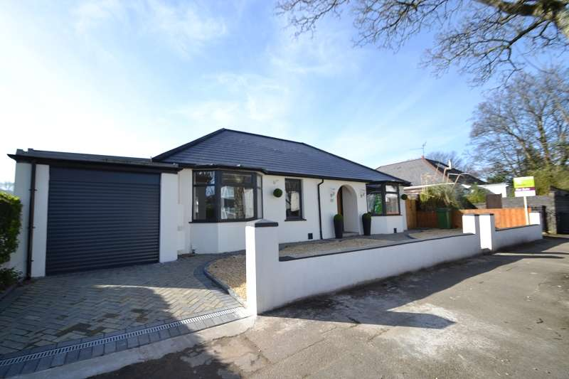 3 Bedrooms Detached Bungalow for sale in Pantbach Road, Whitchurch, Cardiff. CF14 1TY