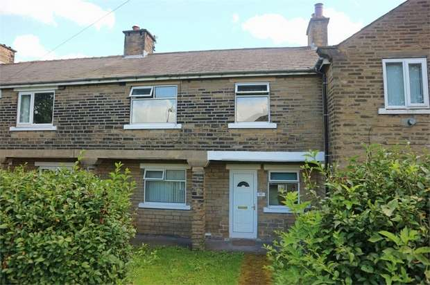 3 Bedrooms Terraced House for sale in Nursery Lane, Halifax, West Yorkshire