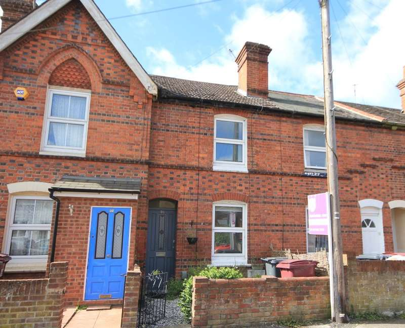 2 Bedrooms Terraced House for sale in Liverpool Road, Reading, RG1