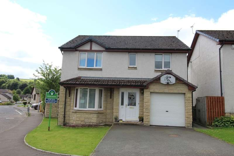 4 Bedrooms Detached House for sale in Lumsden Park, CUPAR, KY15