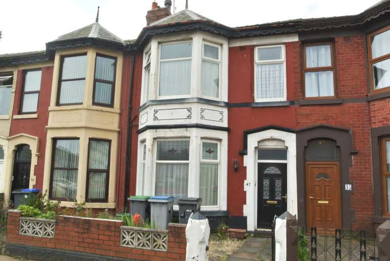 5 Bedrooms House for sale in Bloomfield Road, Blackpool, FY1 6JL
