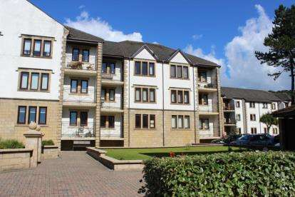 2 Bedrooms Flat for sale in Bowen Craig, Largs