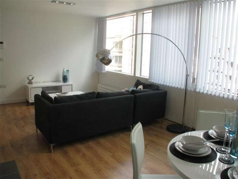 1 Bedroom Flat for rent in One Park West, 31 Strand Street, Liverpool