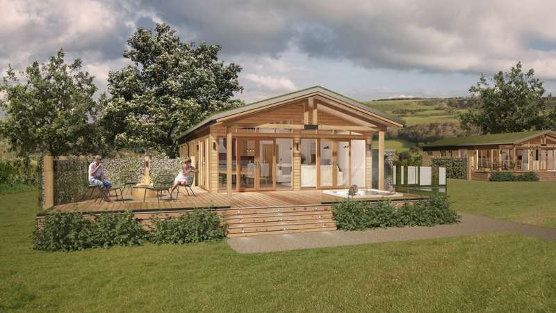 1 Bedroom Lodge Character Property for sale in , Afan Valley, CF34